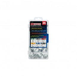 Škoda cervená metalíza 150ml